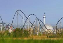 Der Clubausflug mit unseren Frauen ging heuer nach Rust in den Europapark vom 02.-04.09.2011