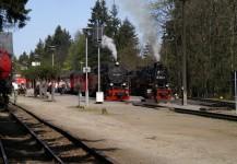 Clubausflug in den Harz zu den HSB vom 28.04.-01.05.2012