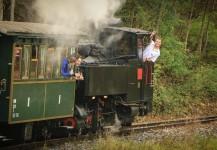 Clubausflug nach Bezau zum Wälderbähnle am 11.10.2014