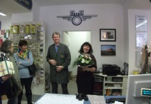 Geschäftsübernahme Modellbahnwerkstatt Anna Taxer 8.11.2014