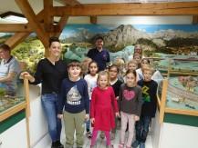 Besuch von Kindergarten und Volksschule 20.12.2019