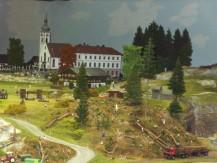 Baufortschritte 2009