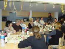 Feier zu Hans-Peter´s 40. Geburtstag am 06.02.2010