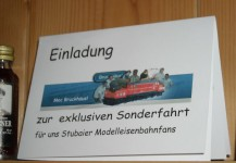 Besuch von unseren Freunden aus dem Stubaital 30.01.2010