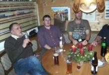 Die Feuerwehr Wörgl besuchte uns am 26.11.2010